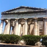7/25/2012にCostisがAncient Agoraで撮った写真
