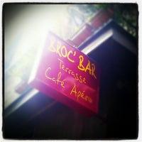 Photo prise au Broc' Bar par Sébastien F. le6/7/2012