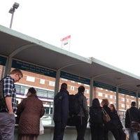 Photo taken at Haymarket Bus Station by Ra-e B. on 4/20/2012