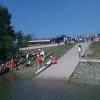 Photo taken at Multi SE kajak by Mariann T. on 5/5/2012