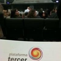 Photo taken at Fundacion Ramon Areces by Antonio O. on 4/16/2012
