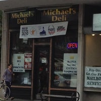 Photo taken at Michael's Deli by Elliot C. on 7/29/2012