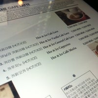 Photo taken at Cafe B by KaGe on 7/21/2012