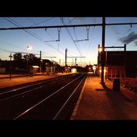 Photo taken at Station Herentals by Timothy J. on 8/7/2012