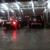 Photo taken at Best Speedy Car Wash, Infront Ampang Point by Austin M. on 8/15/2012