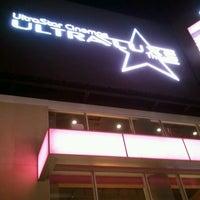 Photo taken at UltraLuxe Anaheim Cinemas at GardenWalk by Michelle P. on 7/8/2012