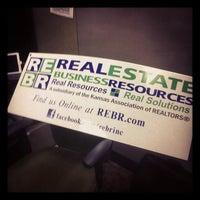 Photo taken at Kansas Association of REALTORS by John R. on 6/12/2012