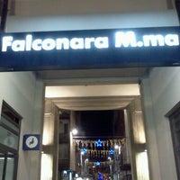 Photo taken at Stazione Falconara Marittima by Gianluca P. on 12/18/2011