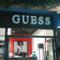 Photo taken at GUESS by Triple Jay on 6/15/2011
