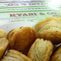 Photo taken at Kyani & Co. by Sankarson B. on 2/20/2012