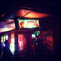 Photo taken at Apple Barrel Bar by Andy Z. on 10/14/2011