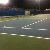 Photo taken at Winthrop Park Tennis by Michael B. on 9/13/2011
