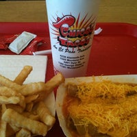Photo taken at Chico's Tacos by Martha N. on 9/24/2011