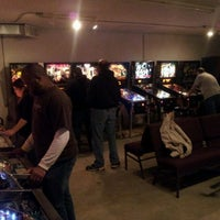 Photo taken at CP Pinball by Peter M. on 12/17/2011