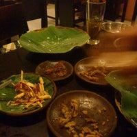 Photo taken at Waroeng SS (Spesial Sambal) by Ariedena L. on 2/23/2012