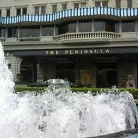 2/27/2012にTimがザ・ペニンシュラ香港で撮った写真