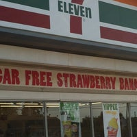 Photo taken at 7-Eleven by Ella on 7/11/2012