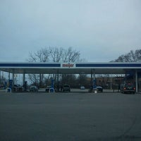Photo taken at Meijer Gas Station by EvilKeith U. on 11/28/2011
