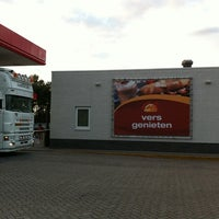 Photo taken at Total by Willem v. on 8/7/2011