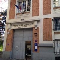 Photo taken at Service des Objets Trouvés by Moacir S. on 11/30/2011