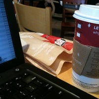 Photo taken at Starbucks by David A. on 11/18/2011