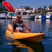 Photo taken at Adventures Boat Rentals by Hector M. on 9/11/2011