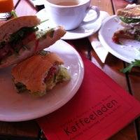 Photo taken at Kaffeeladen by Martin K. on 6/26/2011