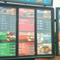 Photo taken at Arby's by Chris l. on 9/16/2011