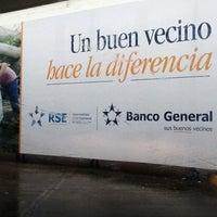 Photo taken at Banco General by Juan Antonio M. on 10/17/2011