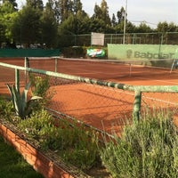 Photo taken at Club De Tenis Chicureo by Christian F. on 10/10/2011
