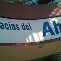 Photo taken at Farmacias del Ahorro by Sebastian A. on 1/20/2012