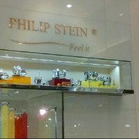 Photo taken at Philip Stein - SM North by Jel C. on 12/24/2011