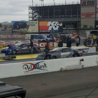 Photo taken at The Strip at Las Vegas Motor Speedway by Ryan M. on 11/6/2011