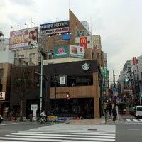 Photo taken at Starbucks by けにえる 隅. on 3/22/2012
