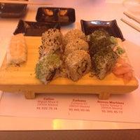 Photo taken at Oishii Sushi & Ramen by ibaez W. on 6/15/2012