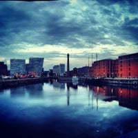 Photo taken at Albert Dock by Glenn M. on 8/12/2012