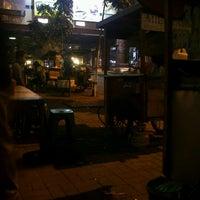 Photo taken at Pinggir Jalan Raya Mangga Dua by Maia M. on 6/4/2012