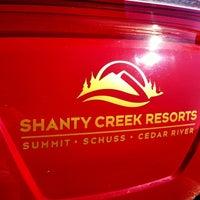 Photo taken at Shanty Creek Resorts by Melissa L. on 6/18/2011