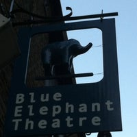 Photo taken at Blue Elephant Theatre by Nicolas C. on 6/7/2011