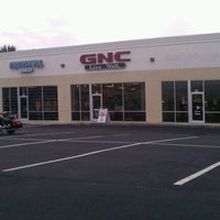 Photo taken at GNC by David A. on 8/10/2011