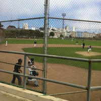 Photo taken at Moscone Field by Mike W. on 4/22/2012