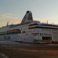 Photo taken at M/S ROMANTIKA | Tallink Ferry by Irochkaaa on 2/10/2012