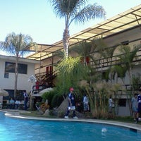 Photo taken at La Estancia Hotel by Scandia O. on 4/8/2012