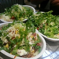 Photo taken at Chipotle Mexican Grill by Rebecca H. on 8/22/2012