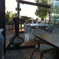 Photo taken at Chocolate Bistro & Bar by Zehra Ç. on 6/21/2012