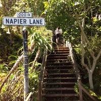 Das Foto wurde bei Filbert Steps von Hallifax J. am 8/17/2012 aufgenommen