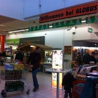Photo taken at Globus Baumarkt Hoyerswerda by Franz S. on 1/6/2012
