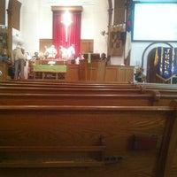 Photo taken at Elmwood Presbyterian Church by Toni G. on 7/24/2011