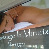 Photo taken at Massage In Minutes by charlotte b. on 9/30/2011
