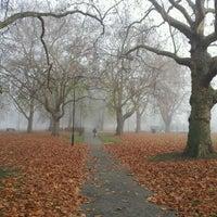 Photo taken at London Fields by adam p. on 11/20/2011